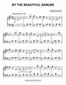 blue danube sheet by the beautiful blue danube sheet music direct