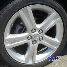2010 toyota corolla oem factory wheels and rims