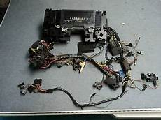 buick regal dash cluster with fuse box wiring similar to grand national 85 86 87 ebay