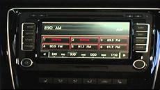 2015 volkswagen passat radio