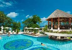 partying at the resort in jamaica sandals ochi traveling the world s resorts