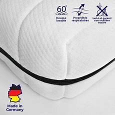 Matelas Mousse Premium 160x190 Matelas Pratique 2 Fermet 233 S