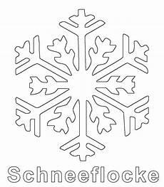 Malvorlagen Schneeflocken Weihnachten Ausmalbild Winter Kostenlose Malvorlage Schneeflocke Zum