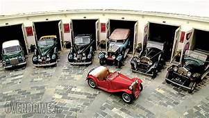 Udaipur Vintage & Classic Car Collection India's First