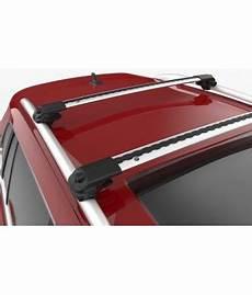 barre de toit jeep renegade barres de toit jeep renegade 2014 2018 set transversales