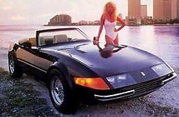 Miami Vice  Ferrari Daytona Spyder The Car Used In
