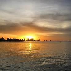 Sunset Miami by Miami Sunset Usa Sobe Miami Sunset Sky Travel