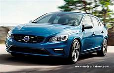 volvo hybride rechargeable la volvo v60 hybride rechargeable r design