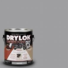drylok 1 gal dover gray latex concrete floor paint 209155 the home depot