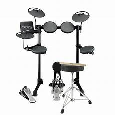 yamaha e drums yamaha dtx430k electronic drum kit including stool and sticks at gear4music