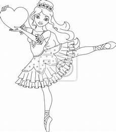 Ballerina Malvorlagen Ballerina Malvorlagen Leinwandbilder Bilder Nubes
