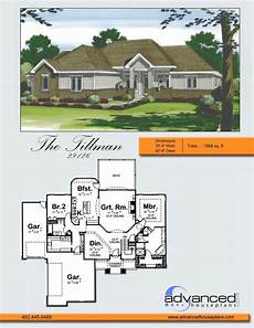 tillman 1 story traditional house plan traditional house