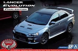 124 Mitsubishi Lancer Evolution X Final Edition 15  AOS