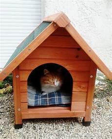 niche exterieure pour chat niche d ext 233 rieur zolia cl 233 o pour chats et chiens niche