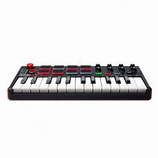 mpk mini 2 akai mpk mini 2 midi keyboard with reason 10 upgrade at gear4music