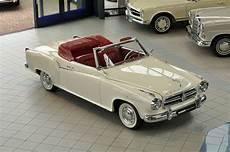 Borgward Coup 233 Cabriolet Classic Sterne