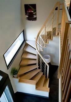 Escalier Epura Avec Balustres Marches Et Courante