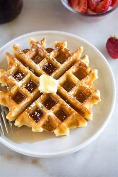 Belgian Waffles The Recipe Critic