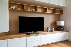 mur meuble tv bibliioth 232 que sur mesure meuble et mobilier salon et