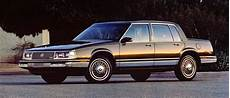 old car manuals online 1991 buick park avenue free book repair manuals curbside classic 1997 buick park avenue better the second time around