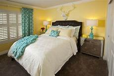 Aqua And Grey Bedroom Ideas by Yellow Grey Aqua Bedroom Home Decor Ideas Grey