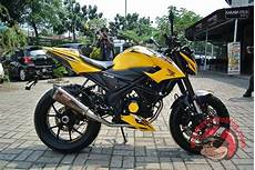 Modifikasi All New Cb150r by Ketika Honda All New Cb150r Kena Sentuhan Modifikasi