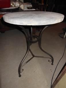 beistelltisch kleiner tisch mit steinplatte durchmesser