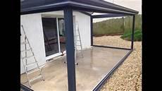 fabriquer sa veranda pose d une v 233 randa en kit