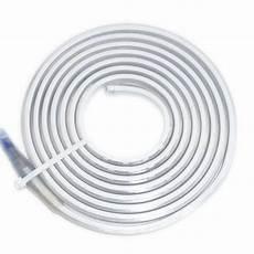 flexibler led streifen mit 230v f 252 r au 223 en in kaltwei 223 mit