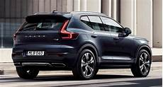 2019 Volvo Xc40 Gains 3 Cylinder Drive E Engine
