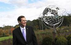 service credit union globe sculpture dedicated to gordon
