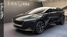 aston martin lagonda all terrain concept 2019 geneva motor show youtube