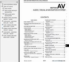 car maintenance manuals 2010 nissan altima security system nissan altima model l32 series 2011 service manual pdf