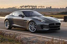 2018 Jaguar F Type Coupe Turbo Four First Test  Motor