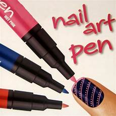 12 colors nail art drawing pen nail varnish polish design