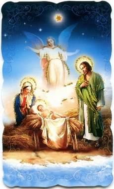 Ausmalbilder Weihnachten Heilige Familie Heiligenbildchen Mit Glitzer Heilige Familie Engel