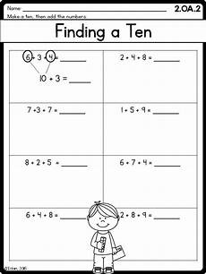 addition worksheets for grade 2 9521 2nd grade math printables worksheets operations and algebraic thinking oa grade math