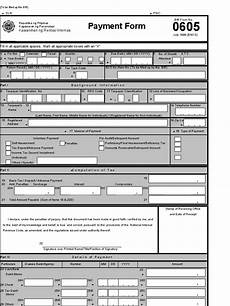 bir form 0605 withholding tax payments