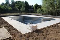 cout d une piscine co 251 t de construction d une piscine