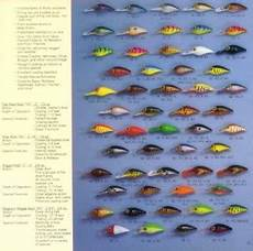 Pre Rapala Wiggle Wart Color Chart Rare Wiggle Wart Color Help Table Rock Lake