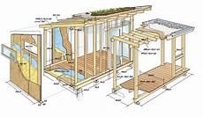 Geräteschuppen Pultdach Selber Bauen - die skizze zu unserem gartenhaus gartenhaus selber bauen