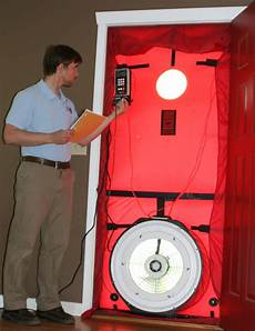 introducing blower door duct blaster hvac testing