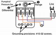 220 vac pressure switch wiring diagram bypass pressure switch runs don t bypass wont run 3rd new switch terry