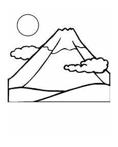 vulkan malvorlagen gratis zum ausdrucken