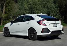 2017 Honda Civic Hatchback Drive Doing More With Less