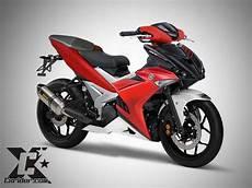 Modifikasi Motor Mx King by Konsep Modifikasi Jupiter Mx King 150 Jupiter Mx150