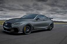 Infiniti Q60 Project Black S Concept Look F1 Road