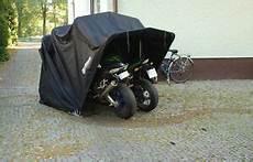 motorrad garage motorradgarage faltgarage motorrad garage schutzplane