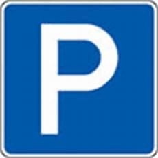 Halteverbotsschilder Parkverbotsschilder Und