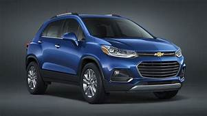 2017 Chevrolet Trax  Picture 664928 Car Review Top Speed